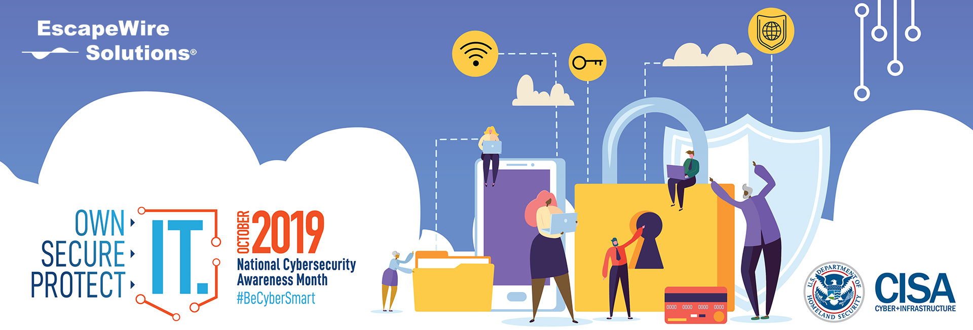 National Cyber Security Alliance 2019 Cyber security Month