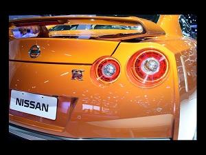 Nissan car