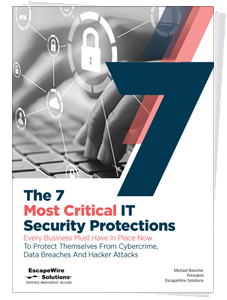 7 critical it security protections report cover